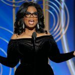 Oprah Golden Globes 2018 Speech ​Photo Credit: Paul Drinkwater/NBC via Associated Press